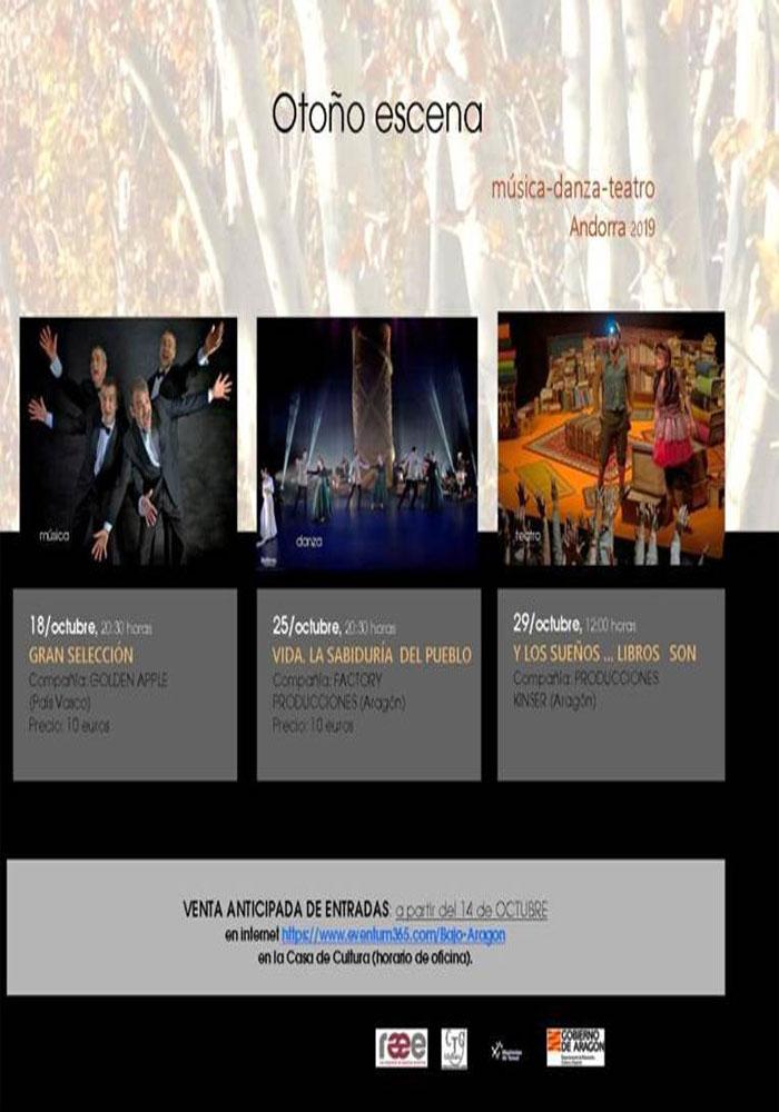 Otoño cultural en Andorra