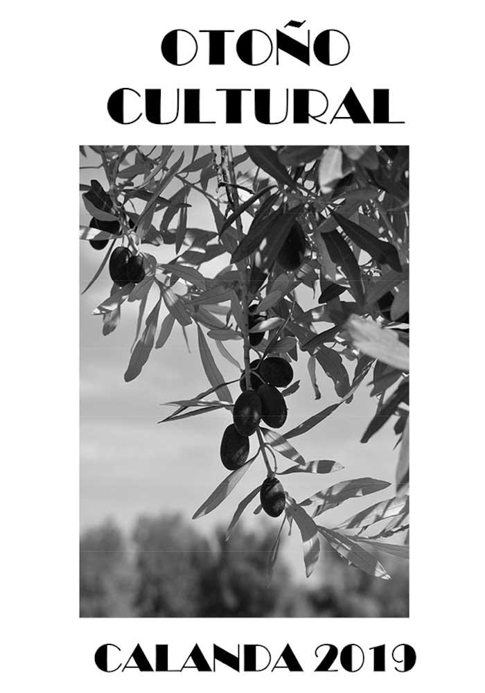 Otoño cultural en Calanda