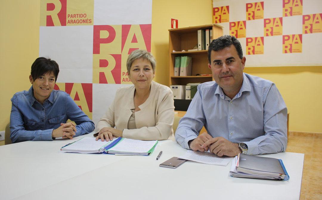 El PAR pide a Urquizu que consulte a los establecimientos del centro antes de modificar el futuro vial de Pui Pinos