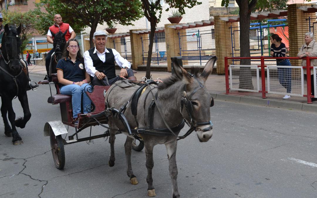 El recorrido se desplazó por la Avenida Aragón