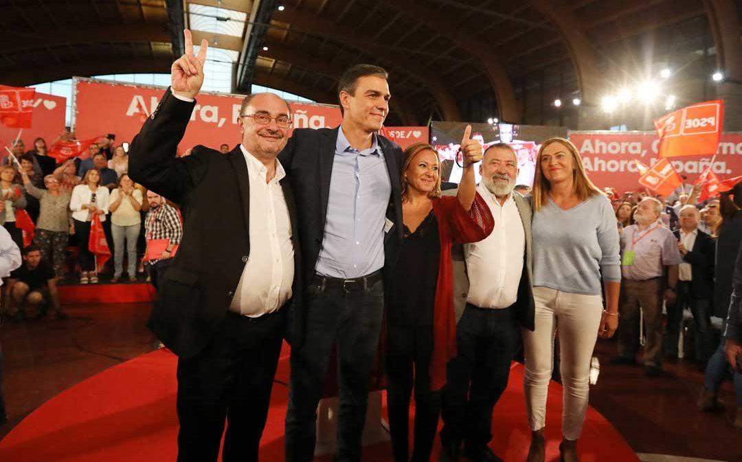 El PSOE de Aragón carga contra los «políticos de campanario» de Teruel Existe