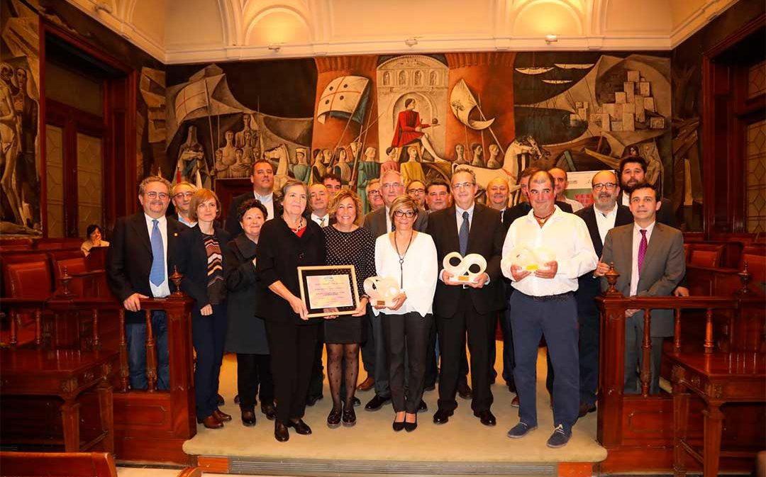 Red Ganadera Caspe, premiada por Alianza Agroalimentaria Aragonesa