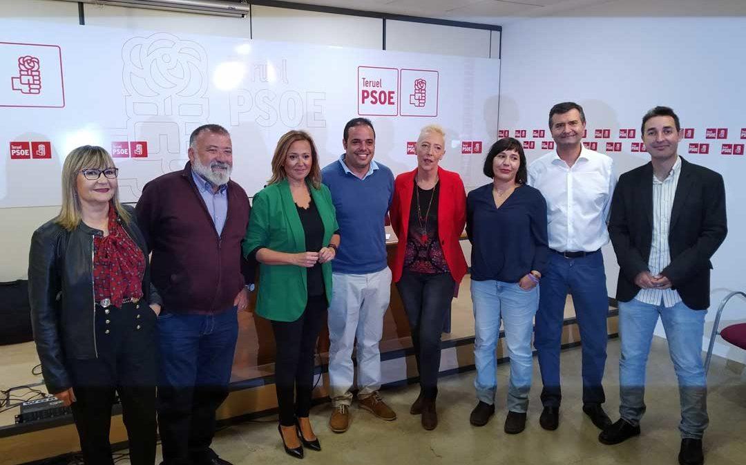 """El PSOE se presenta como """"el único partido capaz de desbloquear el país"""""""