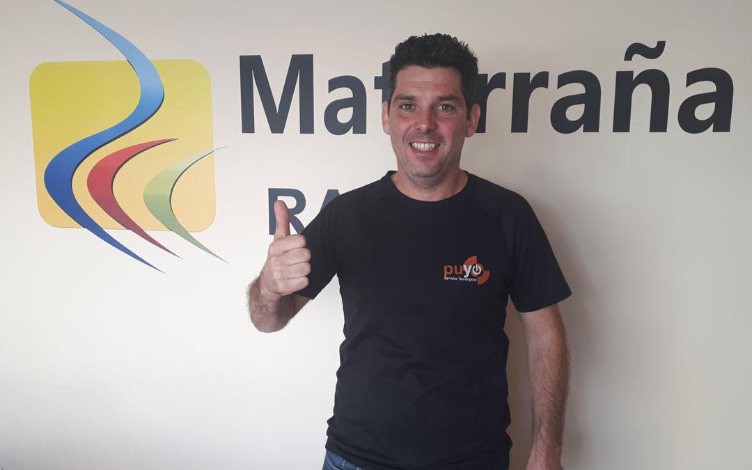 El piloto valderrobrense de trial Sergio Puyo ha estado con nosotros hablando sobre su participación en el Campeonato de Españasergio-puyo