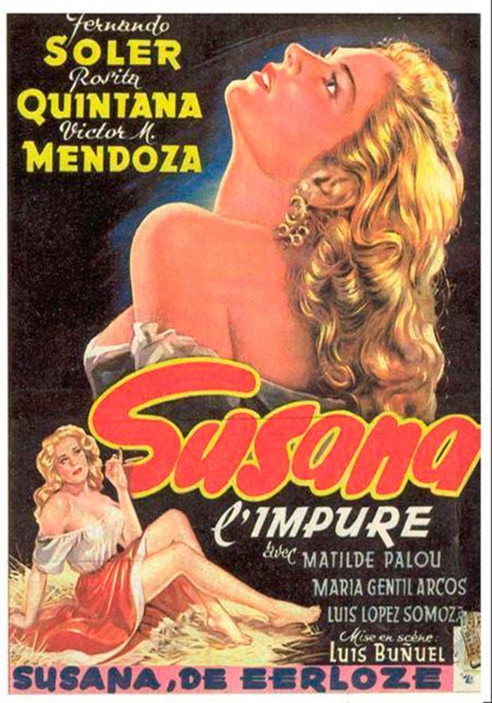 Cartelera: Susana (Demonio y Carne)