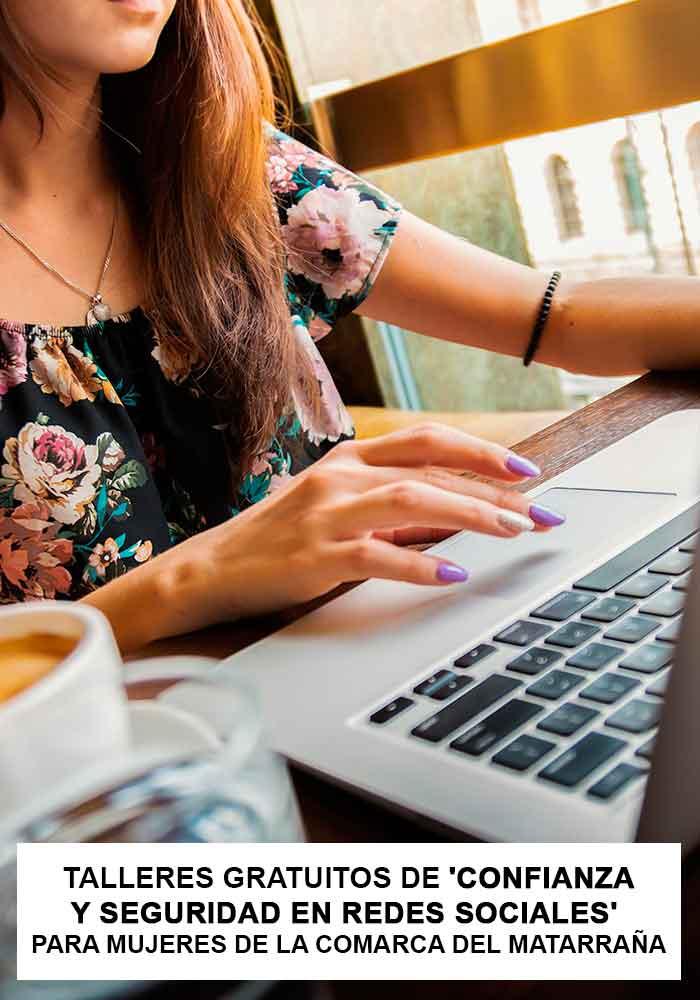 Talleres gratuitos de 'Confianza y seguridad en redes sociales' en el Matarraña