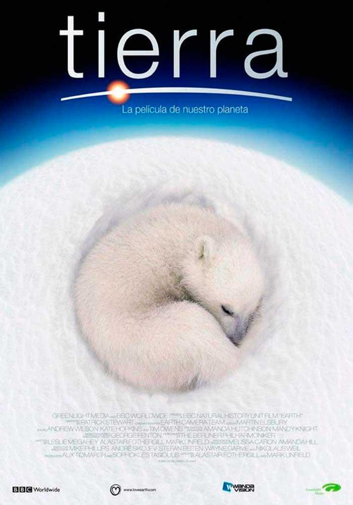 Tierra. La película de nuestro planeta.