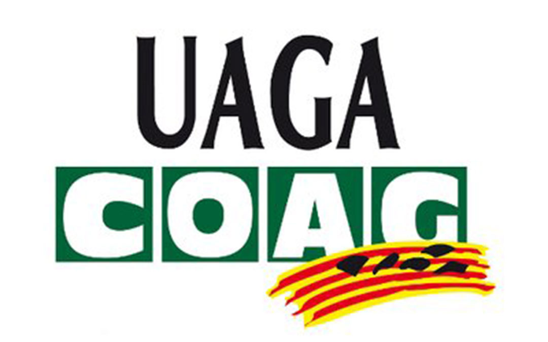 Logotipo de UAGA-COAG.