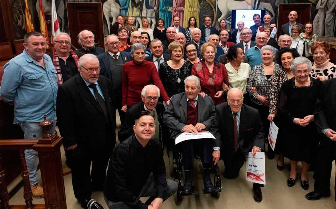 La Academia de la Jota abre sede en Andorra con nuevos miembros de honor