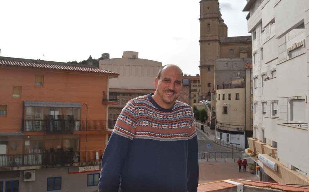 Joaquín Egea (Teruel Existe): «somos una llamada de atención»