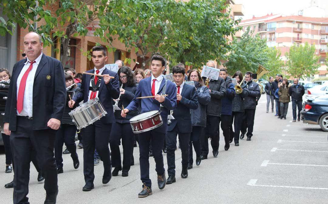 La Unión Musical celebra Santa Cecilia y entrega el Sol Mayor a La Ronda de Boltaña