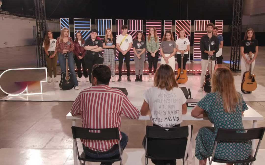 Ana Julieta Calavia pasa al casting final de Operación Triunfo 2020