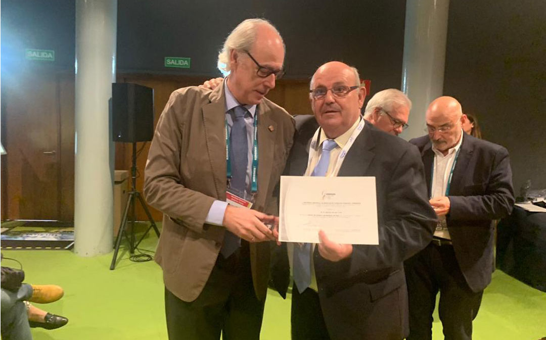 Premio nacional a la trayectoria de Antón Borraz como médico rural