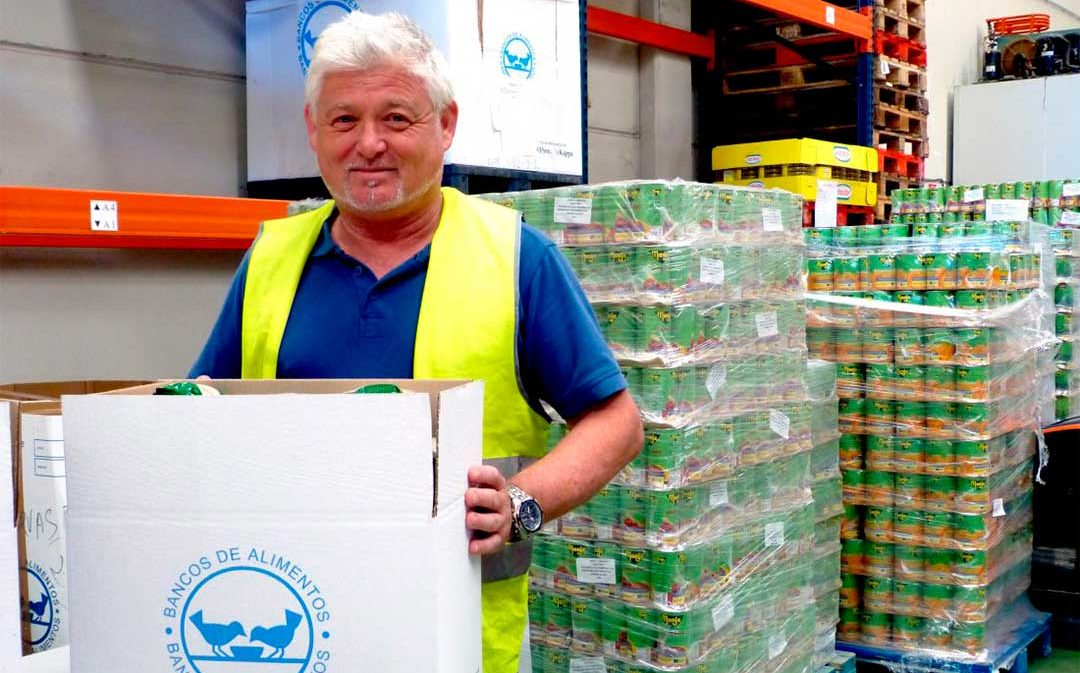El Banco de Alimentos de Teruel necesita 500 voluntarios de la provincia los días 22 y 23 de noviembre