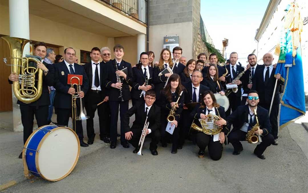 Banda Municipal de Música de Utrillas./ Facebook