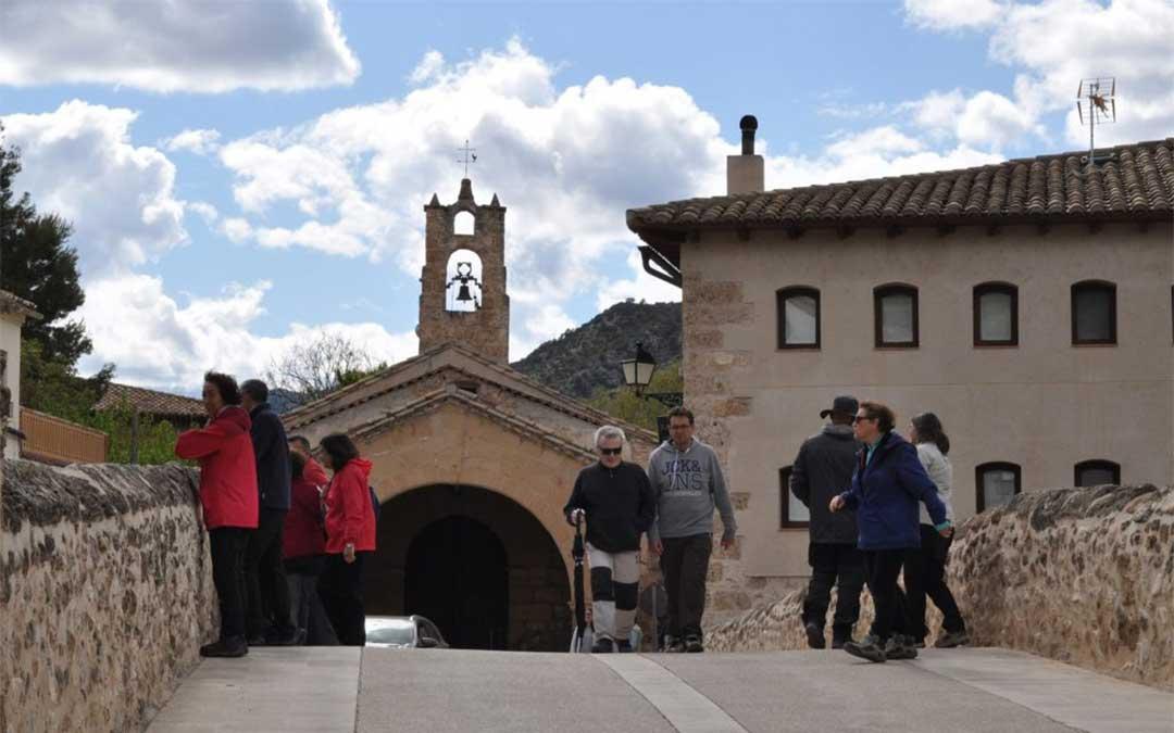 La localidad registró una gran afluencia de turistas durante todo el puente de noviembre