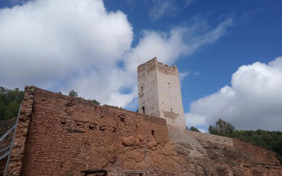 Aspecto de la Torre Piquer en la localidad bajoaragonesa de Berge tras la rehabilitación. / Parque Cultural del Maestrazgo