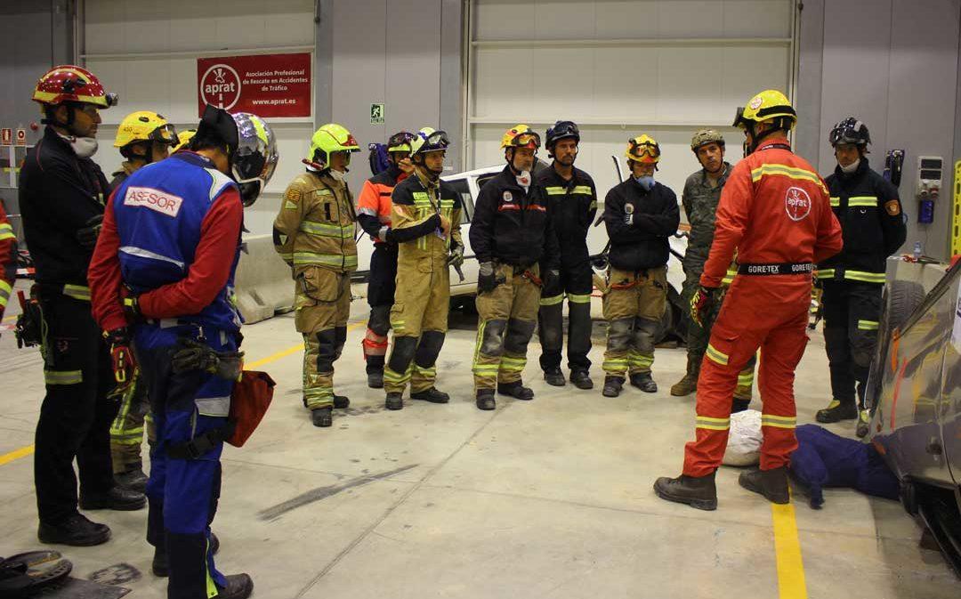 DGA anuncia una FP de Coordinación de Emergencias en el IES Bajo Aragón