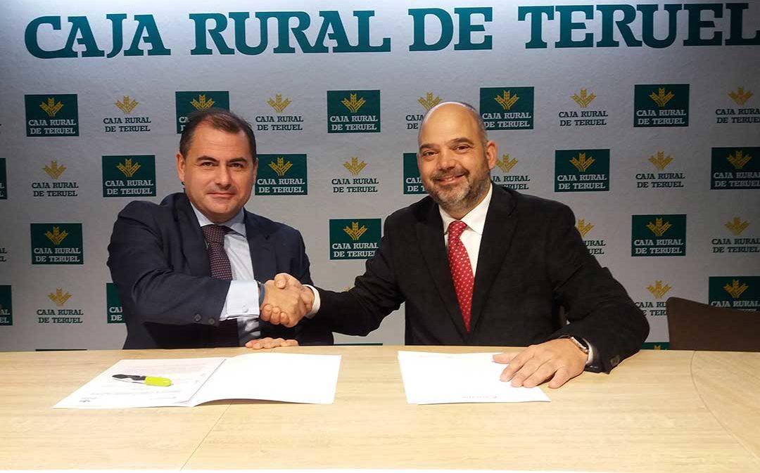 Caja Rural y Cámara de Teruel renuevan su compromiso con las empresas