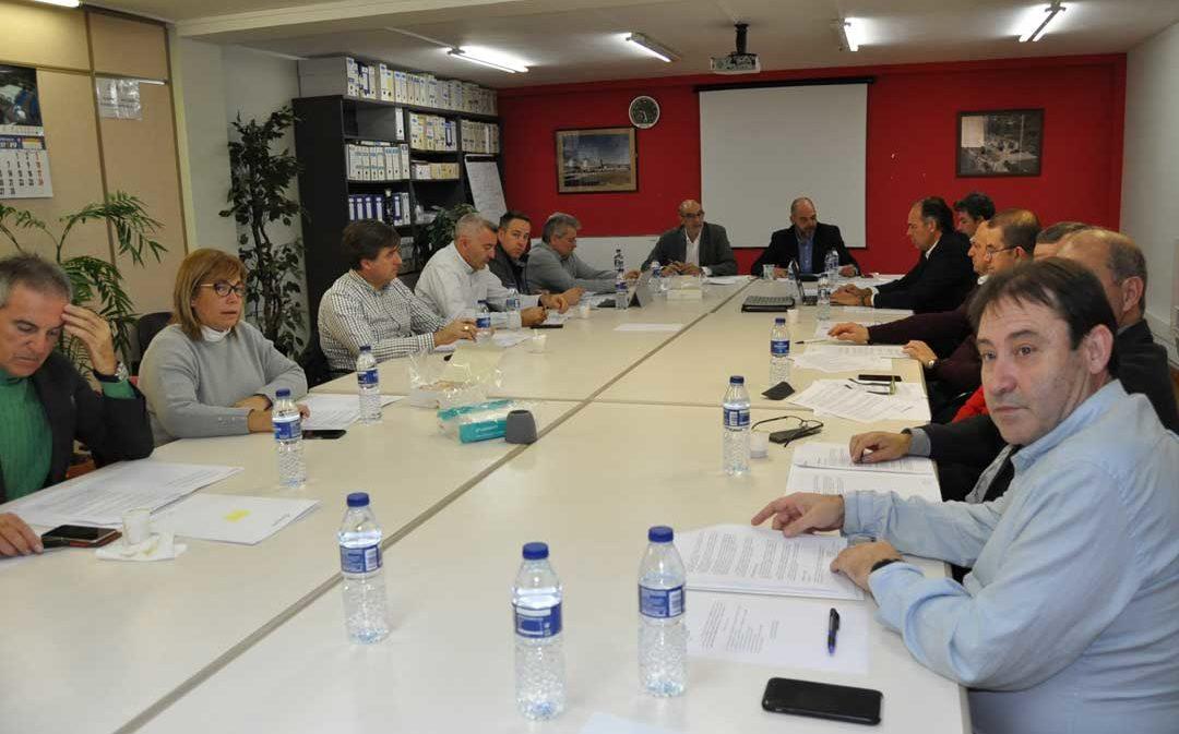 La Cámara de Comercio de Teruel establece las principales actuaciones para 2020 en su visita a Grupo Arcoiris