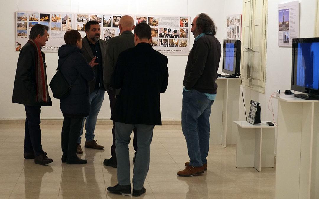 El Centro de Estudios del Bajo Martín presenta 'Belchite de película'