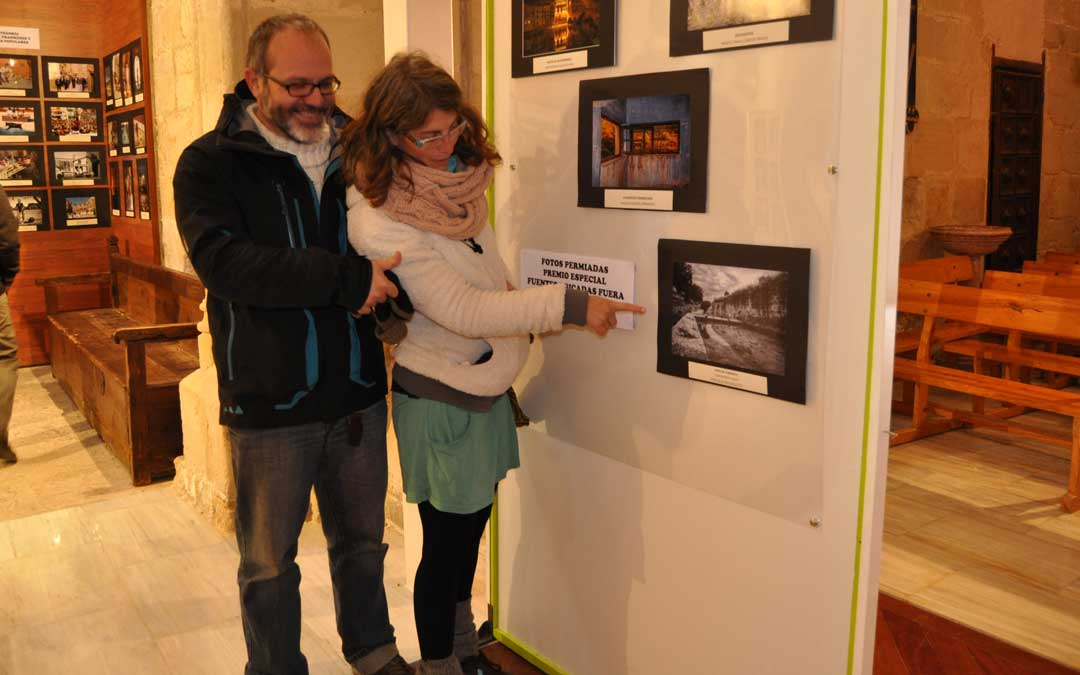 Una de las fotografías premiadas en la categoría de premio especial.
