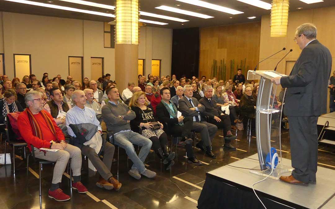 Asistentes a la primera jornada de este Congreso en la capital aragonesa./ MaasZoom Comunicación