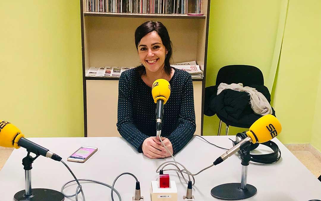 Cristina Ferrer pertenece a la Asociación Casa Bosque