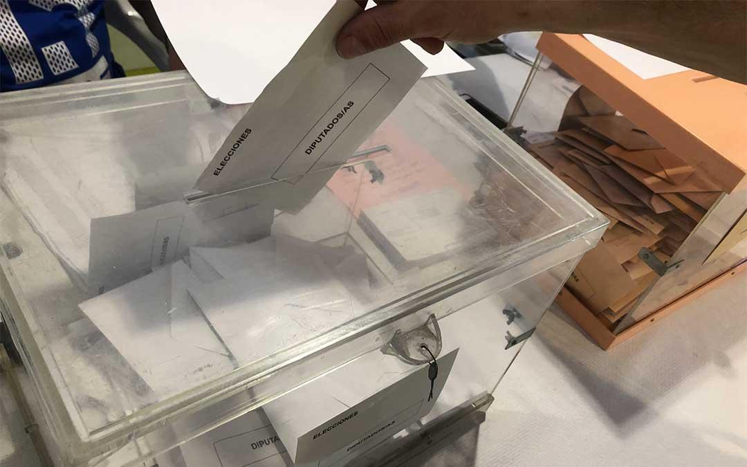Resultados de las elecciones generales en la Comarca de Cuencas Mineras.