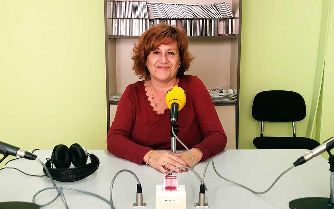 Elise Ventura es concejal de Comercio, Consumo, Ferias y Turismo del Ayuntamiento de Caspe.