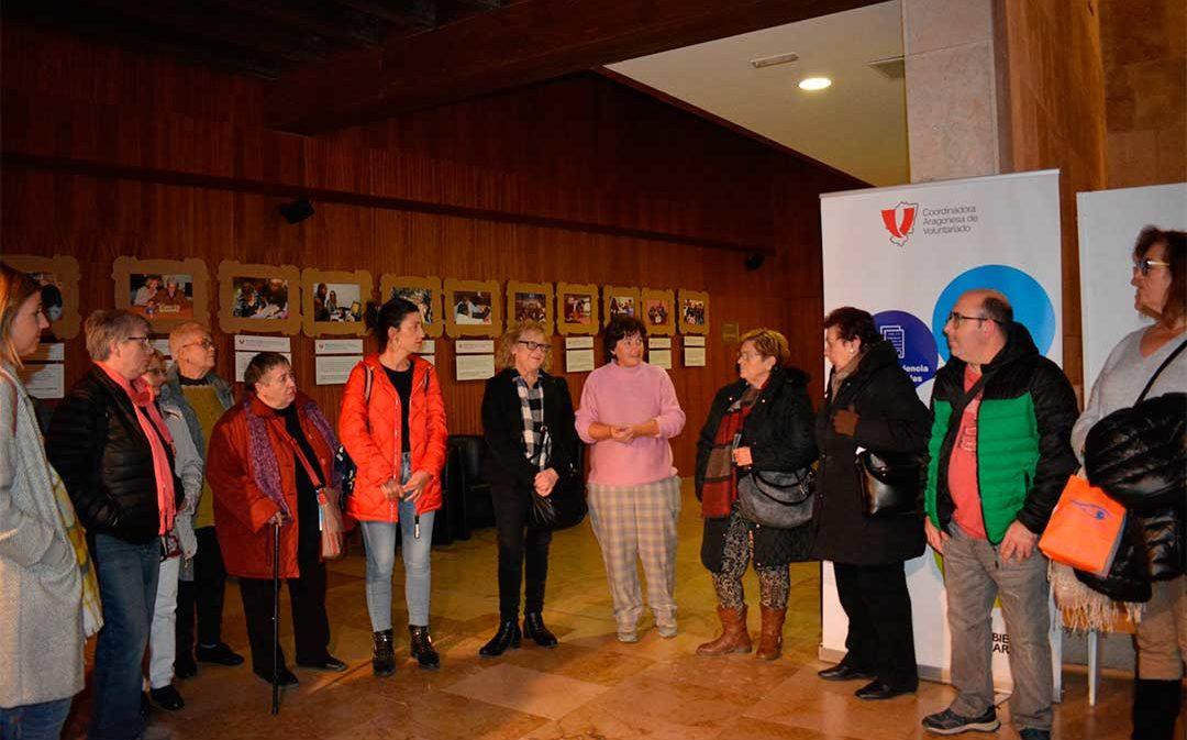El Liceo acoge el II Encuentro de Voluntarios de Alcañiz