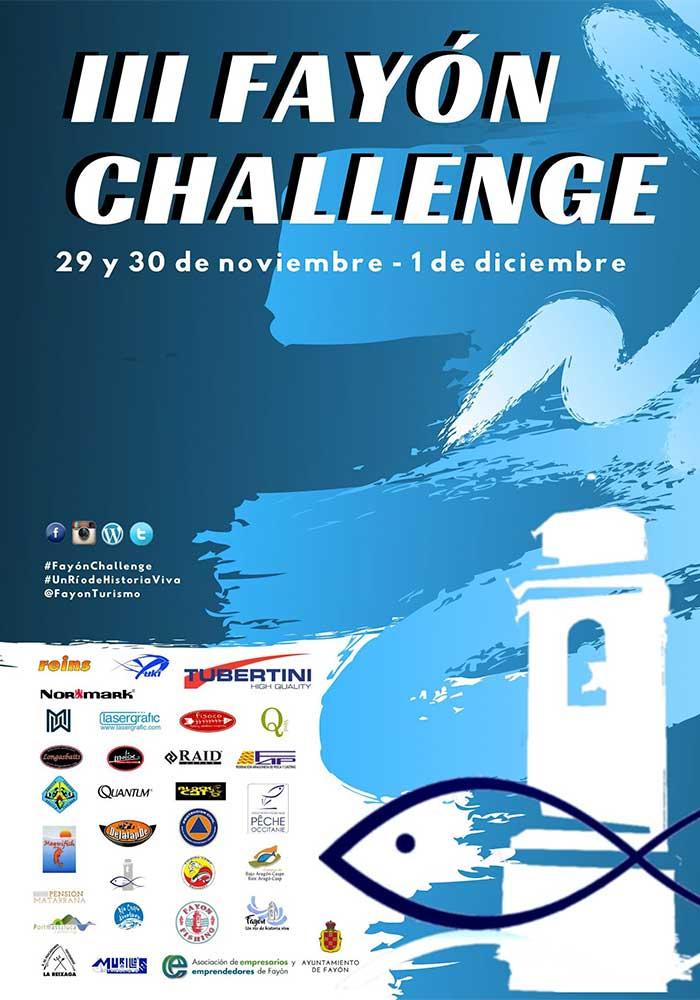 III Fayón Challenge. Encuentro de pescadores