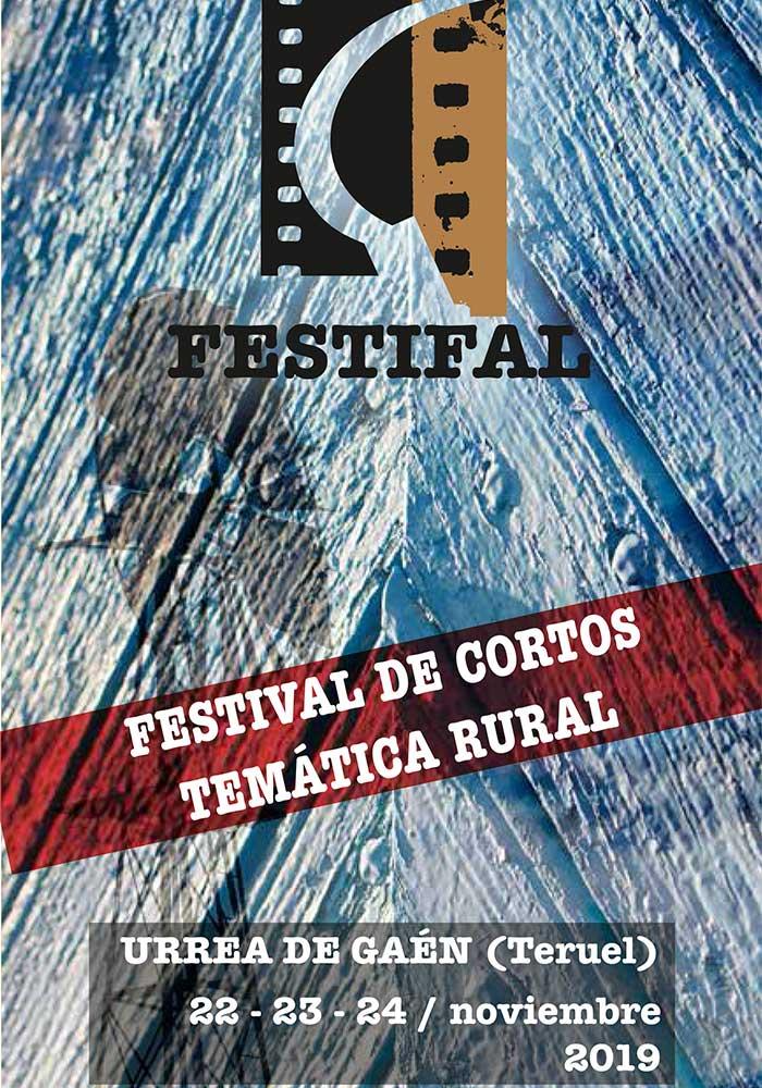VI Festifal en Urrea de Gaén (Festival de Cortos. Temática Rural)