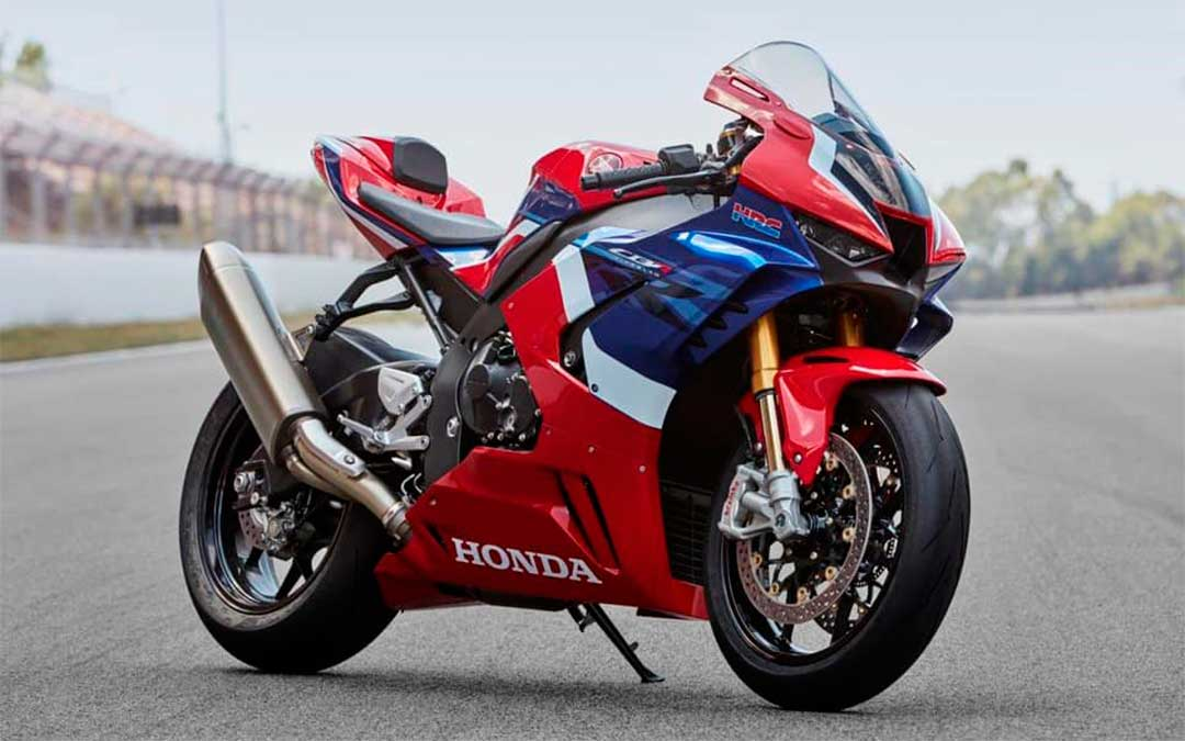 La nueva Fireblade es la última creación que Honda presentó en el EICMA 2019.