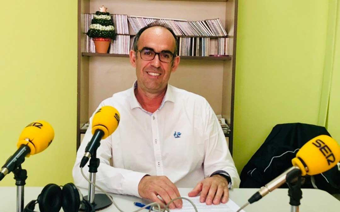 Florencio Vicente es consejero de Servicios Sociales.