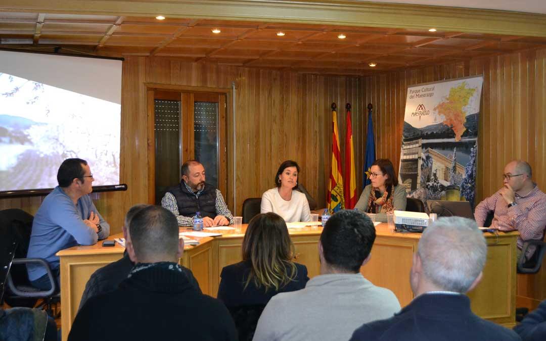 Elena Allué, Directora General de Turismo del Gobierno de Aragón, ha inaugurado el congreso./ Javier Vílchez