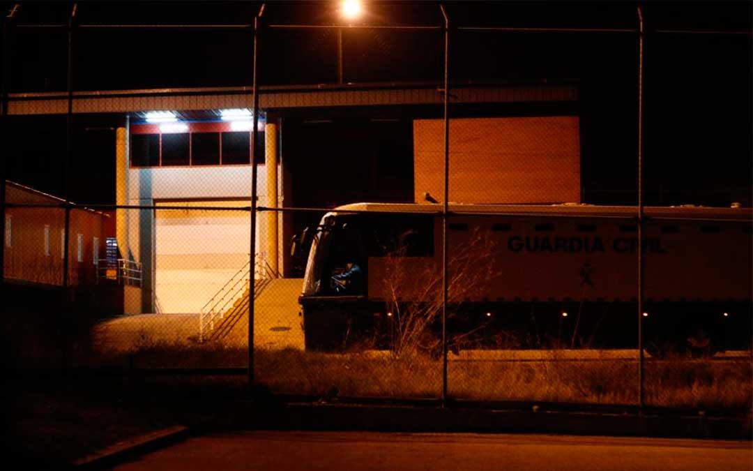 Igor el Ruso abandonó la cárcel de Zuera el pasado mes de noviembre./ Toni Galan
