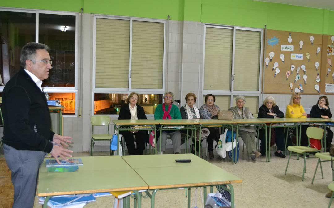 La Asociación Antiguas Alumnas del Colegio Santa de Alcañiz celebra sus jornadas culturales