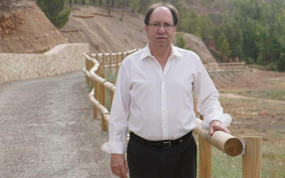 Julio Esteban, presidente del Comité Intercomarcal del PAR./ Antonio Garcia-Bykofoto