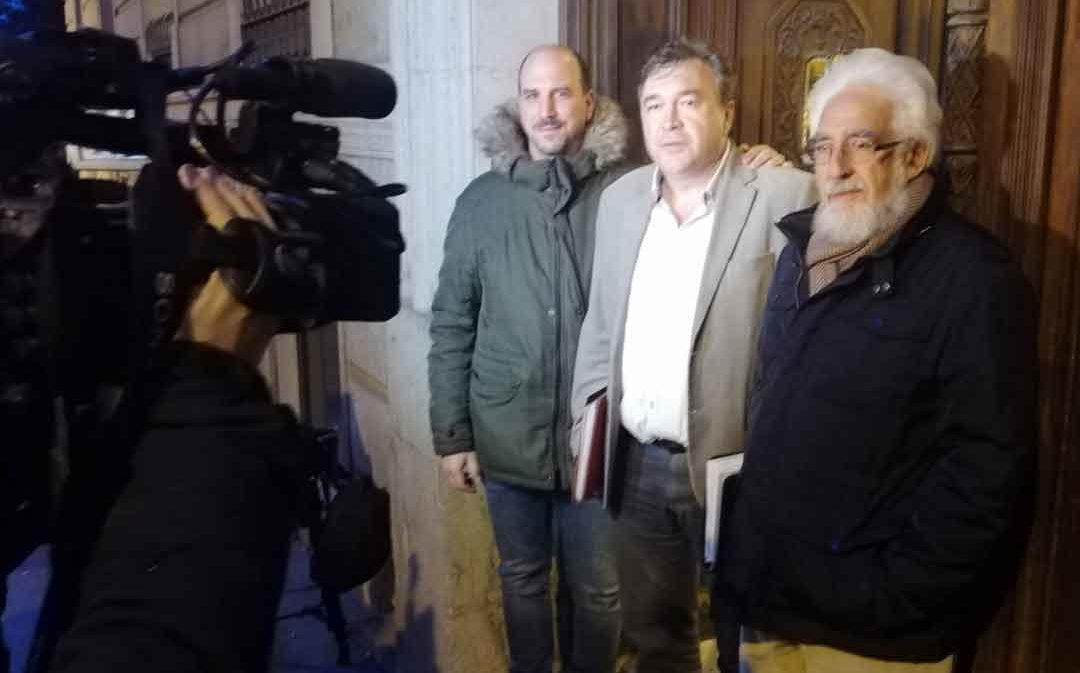 Teruel Existe ve al PSOE «receptivo» y seguirá negociando sus medidas