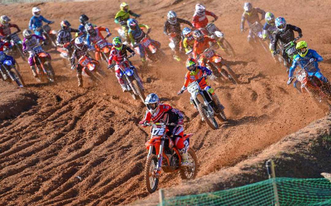 El evento deportivo se disputará en el circuito de motocross de Motorland Aragón