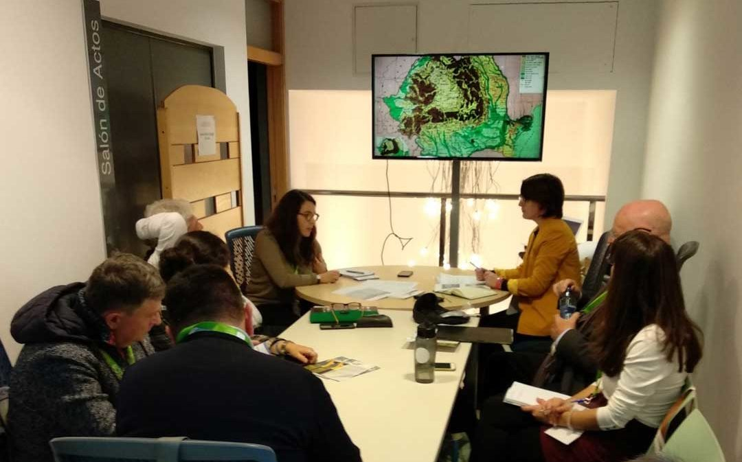 La Diputación de Teruel participa en la IV edición del Parlamento Rural Europeo