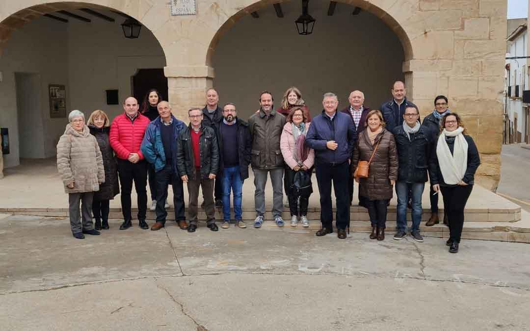 Encuentro de populares este sábado en Castelserás.