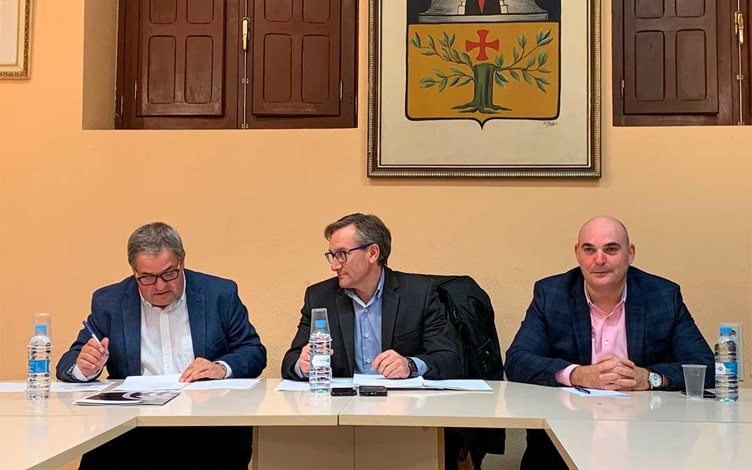 Celebración del Comité Ejecutivo Provincial del Partido Popular de Teruel.