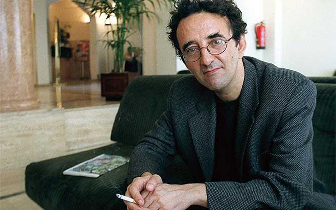Roberto Bolaño./ DPT
