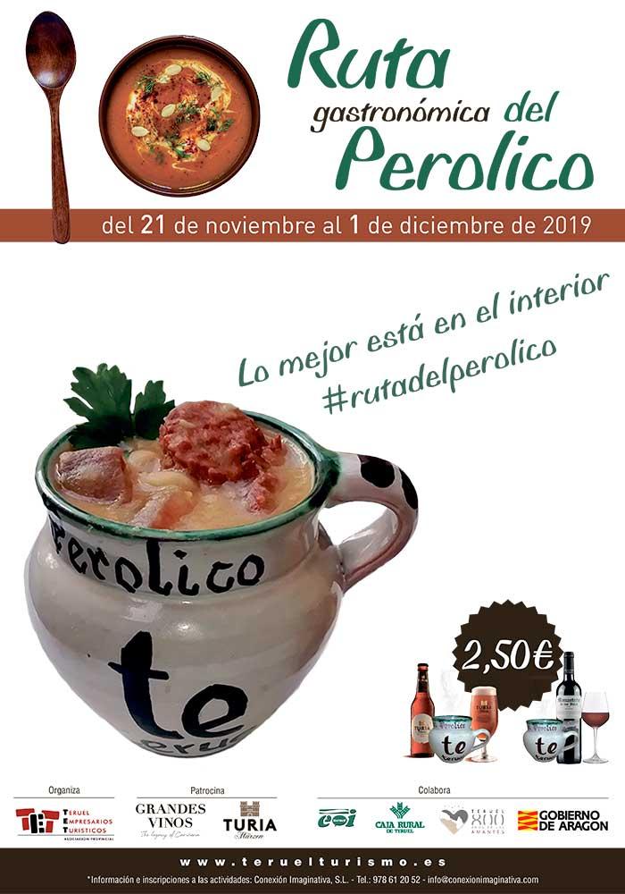 Ruta gastronómica del Perolico