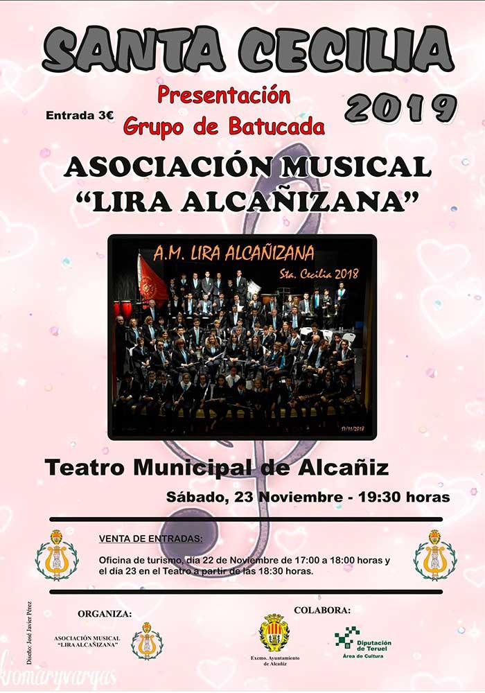 Santa Cecilia de la A. M. Lira Alcañizana