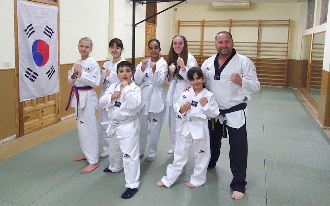 Club de Taekwondo Marius Team en Caspe