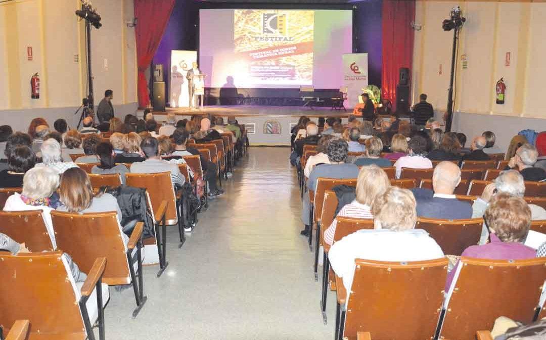 Doce cortos de temática rural de cinco países compiten en Urrea