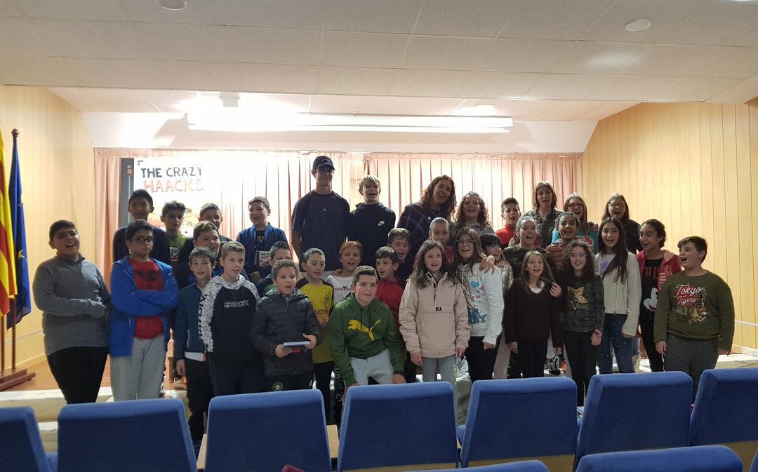 Premio a la metodología de la gamificación para el Colegio 'Villa de Utrillas'